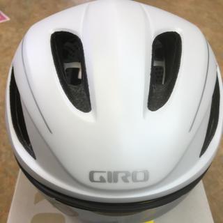GIRO VANQUISH MIPS AF 白  Lサイズエアロヘルメット(ウエア)
