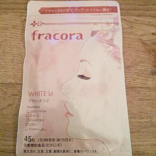 【新品】フラコラ  プラセンタつぶ45粒(その他)