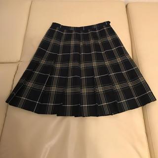 イーストボーイ(EASTBOY)の【EAST BOY】 秋冬用のプリーツスカート 9号(ひざ丈スカート)