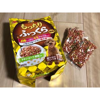 ニホンペットフード(日本ペットフード)のドッグフード もっちりふっくら ビタワン 日本ペットフード(その他)