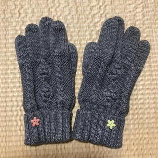 ムジルシリョウヒン(MUJI (無印良品))の無印良品 キッズ手袋 低学年用(手袋)