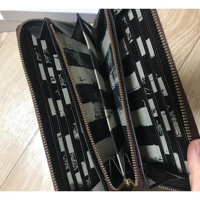 Vivienne Westwood(ヴィヴィアンウエストウッド)の最終値下げ!! 箱付き ヴィヴィアン 長財布 レディースのファッション小物(財布)の商品写真