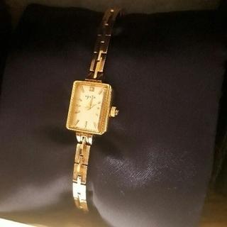アガット(agete)の【sora様専用です❤】アガット agate 腕時計 ノジェス ピンクゴールド(腕時計)
