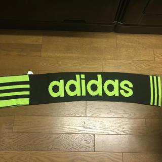 アディダス(adidas)の美品#adidas マフラー キッズ(マフラー/ストール)