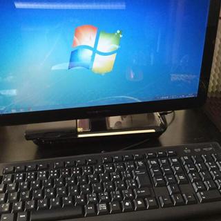 パソコン一体式(オフィス/パソコンデスク)
