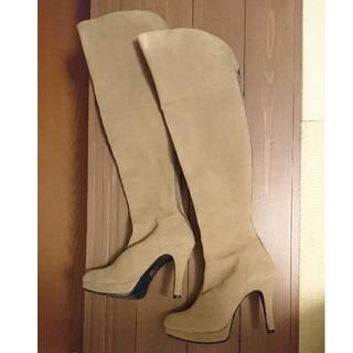 エスペランサ(ESPERANZA)のESPERANZA♥ロングブーツ(ブーツ)