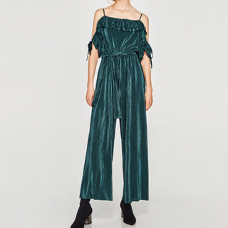 f1b6433b150e6 ザラ フォーマル ドレス(グリーン・カーキ 緑色系)の通販 37点