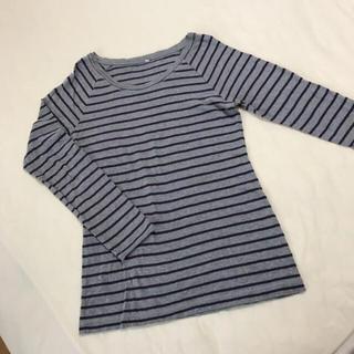 ムジルシリョウヒン(MUJI (無印良品))の無印良品♡長袖Tシャツ(Tシャツ(長袖/七分))