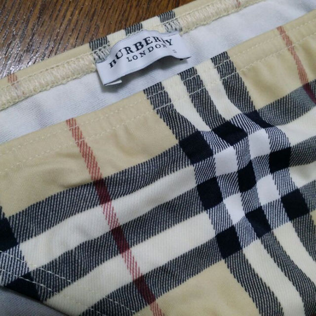 BURBERRY(バーバリー)のBURBERRY ビキニ レディースのファッション小物(その他)の商品写真