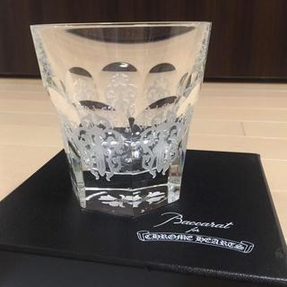 クロムハーツ(Chrome Hearts)の早い者勝ち! クロムハーツ×バカラ  ロックグラス  グラス  コップ  クロム(グラス/カップ)