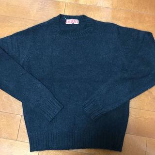 ツモリチサト(TSUMORI CHISATO)のA.O.アツキオオニシ セーター 黒(ニット/セーター)