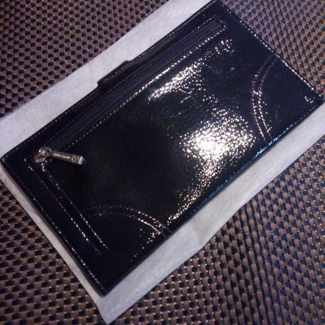 faf9cdf4dfcf LONGCHAMP - LONGCHAMP 長財布 黒エナメルの通販 by matsu818181's shop ...