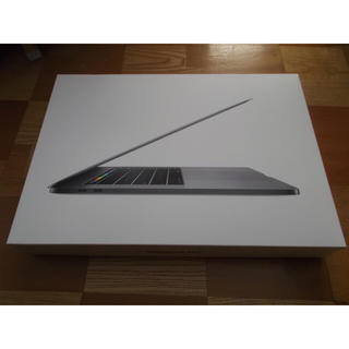 マック(Mac (Apple))のApple Macbook Pro 2017 15インチ 空箱(ノートPC)