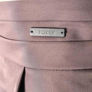フォクシー(FOXEY)のフォクシー 38 特価 最終価格(ひざ丈スカート)