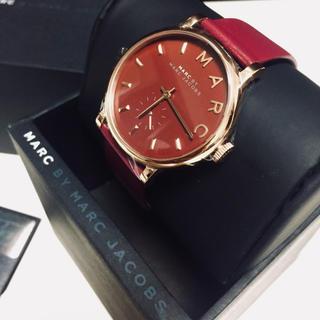 マークバイマークジェイコブス(MARC BY MARC JACOBS)の【値下げ中】MARC BY MARC JACOBS MBM-1267(腕時計)