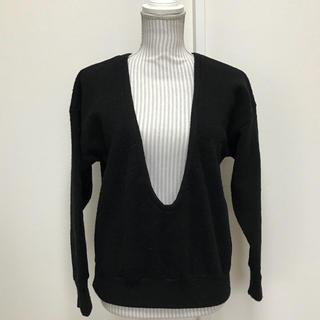 ノーマ(NŌMA)のNOMAt.d.♡Uネックニット(ニット/セーター)
