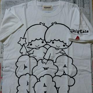 DOARAT DOARAT×KiKi&LaLa コラボTシャツ