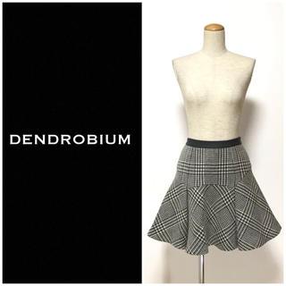デンドロビウム(DENDROBIUM)の❤️送料込❤️DENDROBIUM フレアマーメイドミニスカート(ミニスカート)