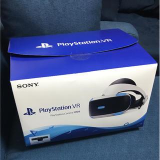 プレイステーションヴィーアール(PlayStation VR)の【ボブ太郎様 専用】PSVR camera同梱版(家庭用ゲーム機本体)