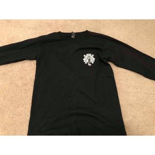 クロムハーツ(Chrome Hearts)のUsed美品 クロムハーツ長袖シャツ(Tシャツ/カットソー(七分/長袖))