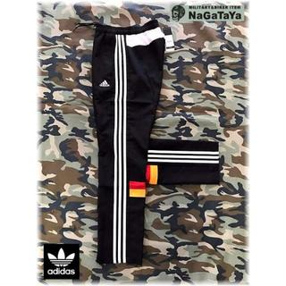 アディダス(adidas)の送料込み adidas ESSENTIALS クロス パンツ ブラック Lサイズ(その他)