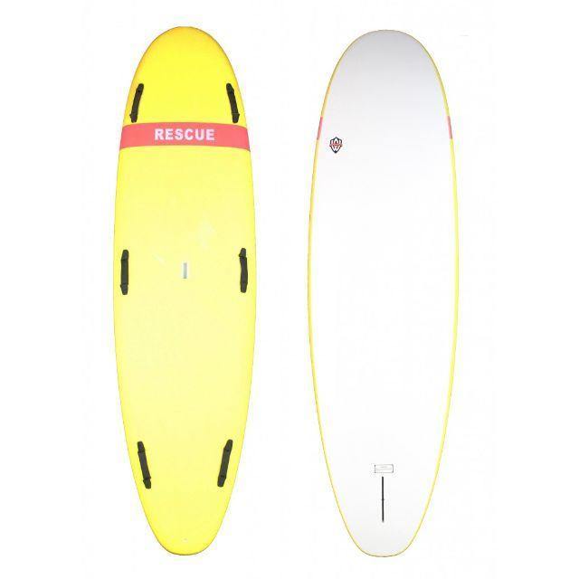 新たな救助機材として、 レスキューSUP スポーツ/アウトドアのスポーツ/アウトドア その他(サーフィン)の商品写真