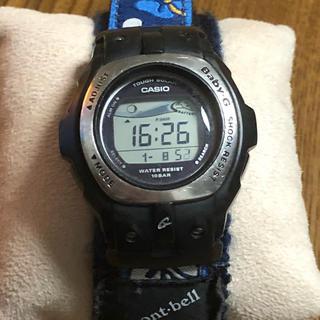 ベビージー(Baby-G)の厚 17.7 Beby-G BABY-G CASIO カシオ 腕時計 中古品(腕時計(デジタル))