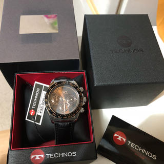 テクノス(TECHNOS)のTECHNOS 値段交渉します!! 腕時計(腕時計)
