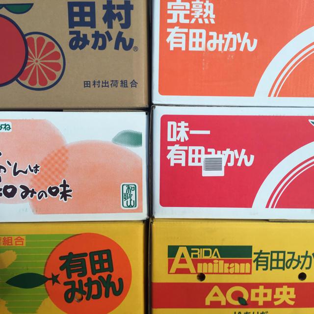 和歌山県 傷ありみかん20Kg 食品/飲料/酒の食品(フルーツ)の商品写真