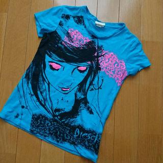 ディーゼル(DIESEL)のDIESEL 半袖Tシャツ  size8(その他)