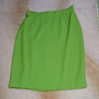 ティエリーミュグレー(Thierry Mugler)のミュグレー スカート(63-90)(ひざ丈スカート)