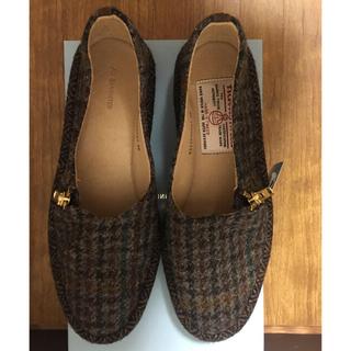 オゥバニスター(AU BANNISTER)のAU BANNISTER 新品未使用 プラットフォームシューズ(ローファー/革靴)