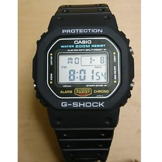 ジーショック(G-SHOCK)のG-SHOCK  DW-5600C-1V  スピードモデル(腕時計(デジタル))