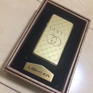 3f65d55c9fb2 グッチ(Gucci)のGUCCI 電子ライター(タバコグッズ)