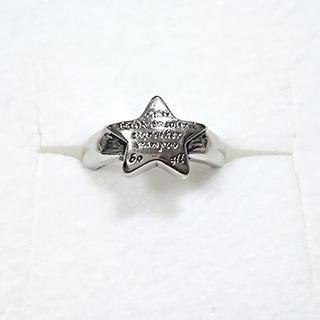 星モチーフリング(リング(指輪))