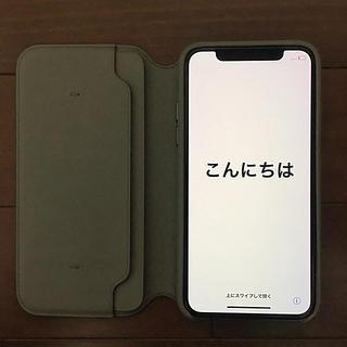 アイフォーン(iPhone)のiPhone X  SIMロックフリー版(スマートフォン本体)