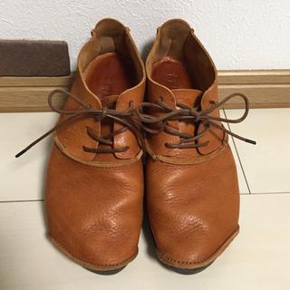 トリッペン(trippen)のtrippen トリッペン レースアップシューズ(ローファー/革靴)