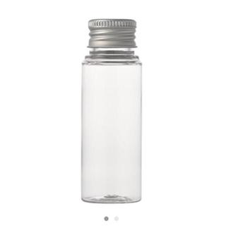 ムジルシリョウヒン(MUJI (無印良品))のPET小分けボトルアルミキャップ (その他)
