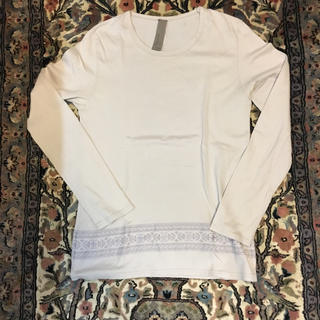 カミエラ(CAMIERA)のykr222 様専用   カミエラ camiera ジャガード カットソー(Tシャツ/カットソー(七分/長袖))