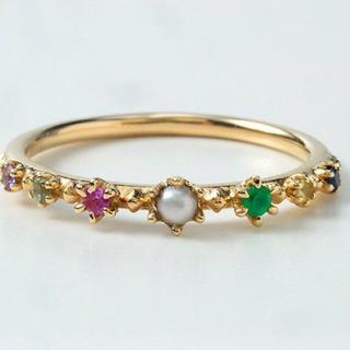 ノジェス(NOJESS)のノジェスのピンキーリング 3号(リング(指輪))