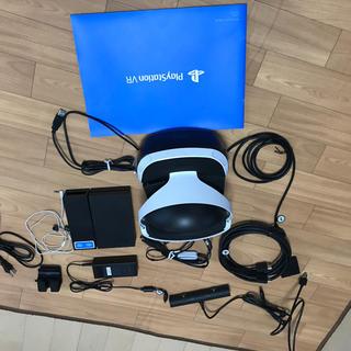 プレイステーションヴィーアール(PlayStation VR)のmef様専用 PS VR  カメラ同梱  (家庭用ゲーム機本体)