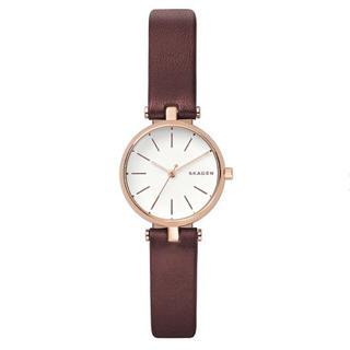 スカーゲン(SKAGEN)のスカーゲンデンマーク レディース 腕時計(腕時計)