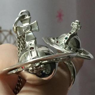 ヴィヴィアンウエストウッド(Vivienne Westwood)のポイズンリング シルバー 10号(リング(指輪))