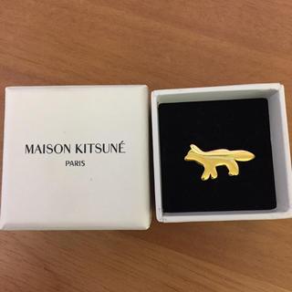 メゾンキツネ(MAISON KITSUNE')のメゾンキツネ  ピンバッジ Jさま専用(その他)