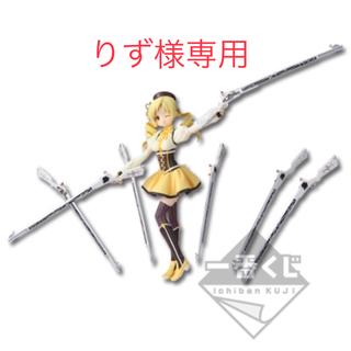 バンダイ(BANDAI)のりず様専用 まどかマギカプレミアム1番くじ フィギュア3体(アニメ/ゲーム)