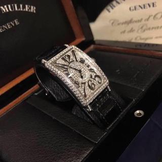フランクミュラー(FRANCK MULLER)の最終値下げ フランクミュラー  ロングアイランド 1200SC(腕時計)