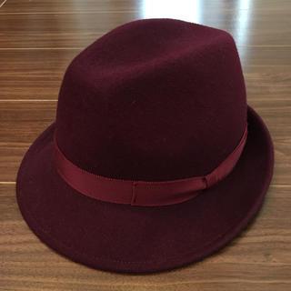 カシラ(CA4LA)のCA4LA カシラ★ハット 帽子(ハット)