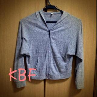 ケービーエフ(KBF)のお取り置き♡ KBF / 霜降りパーカー(パーカー)