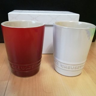 ルクルーゼ(LE CREUSET)のル・クルーゼ マグカップ タンブラー(グラス/カップ)