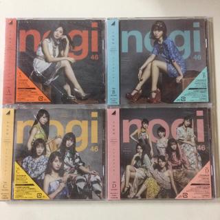ノギザカフォーティーシックス(乃木坂46)の乃木坂46 インフルエンサー Type-ABCD(女性アイドル)